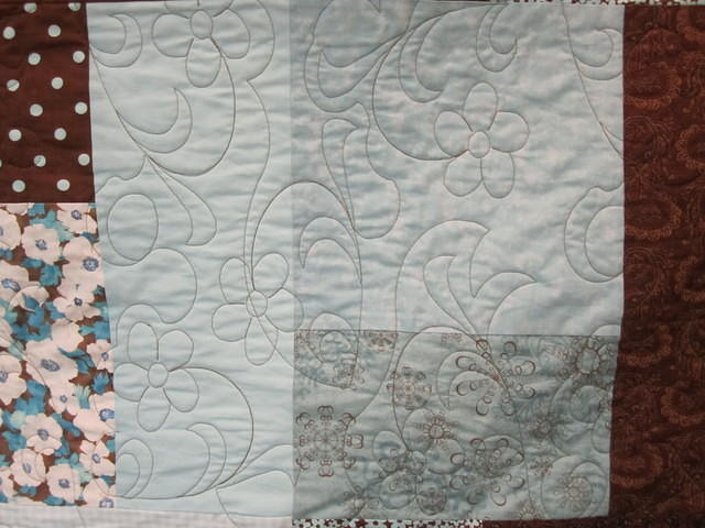 Edge to Edge Quilting